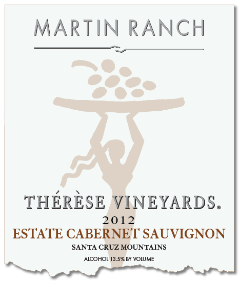 Therese Vineyards 2012 Estate Cabernet Sauvignon