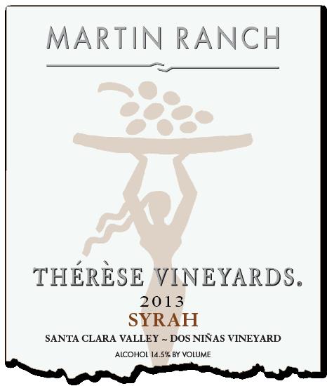 Therese Vineyards 2013 Syrah