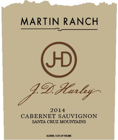 J.D. Hurley 2014 Cabernet Sauvignon