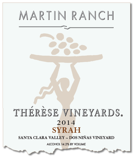 Therese Vineyards 2014 Syrah