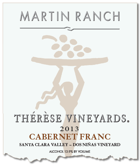 Therese Vineyards 2013 Cabernet Franc