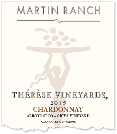 Therese Vineyards 2015 Chardonnay