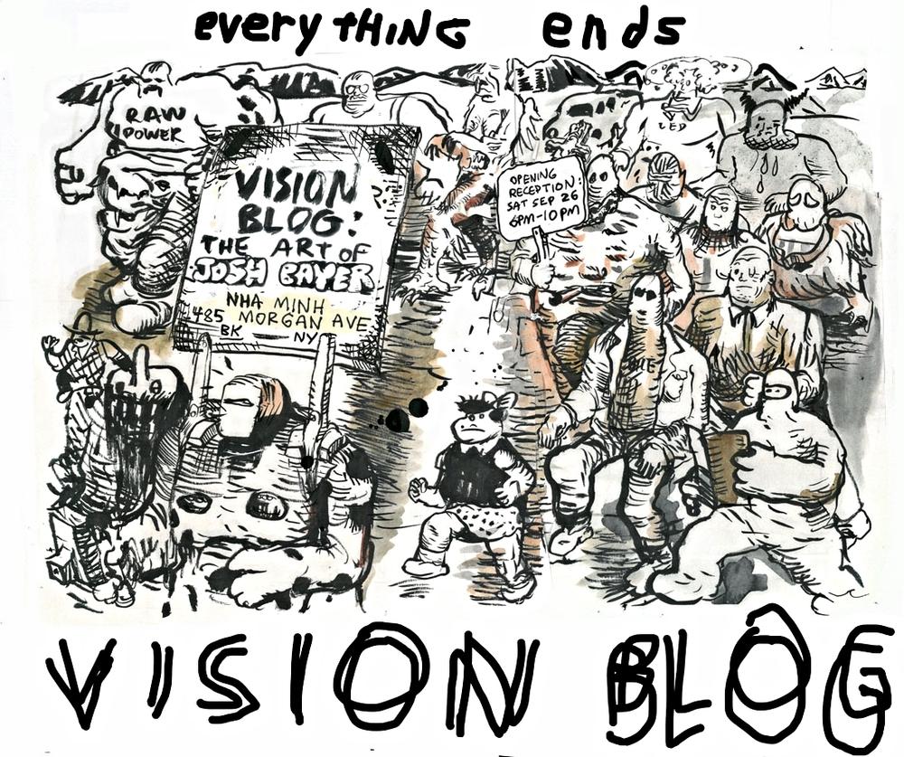 Vision Blog