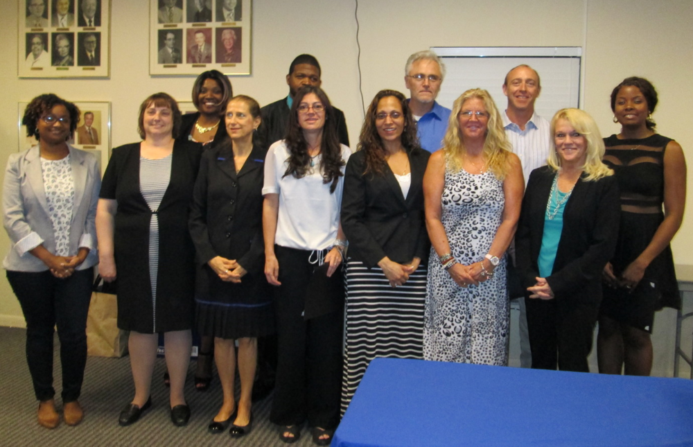 Graduates of Goodwill Industry SWFL MicroEnterprise Institute