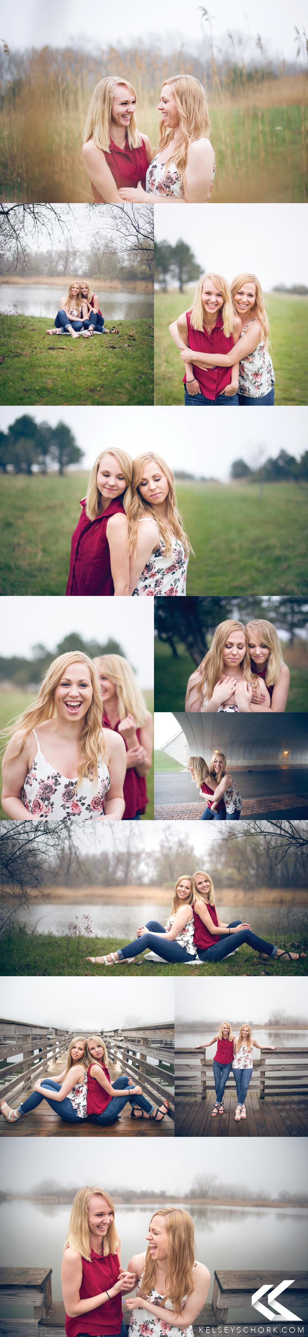 Lalka Sisters Siblings Photo Session