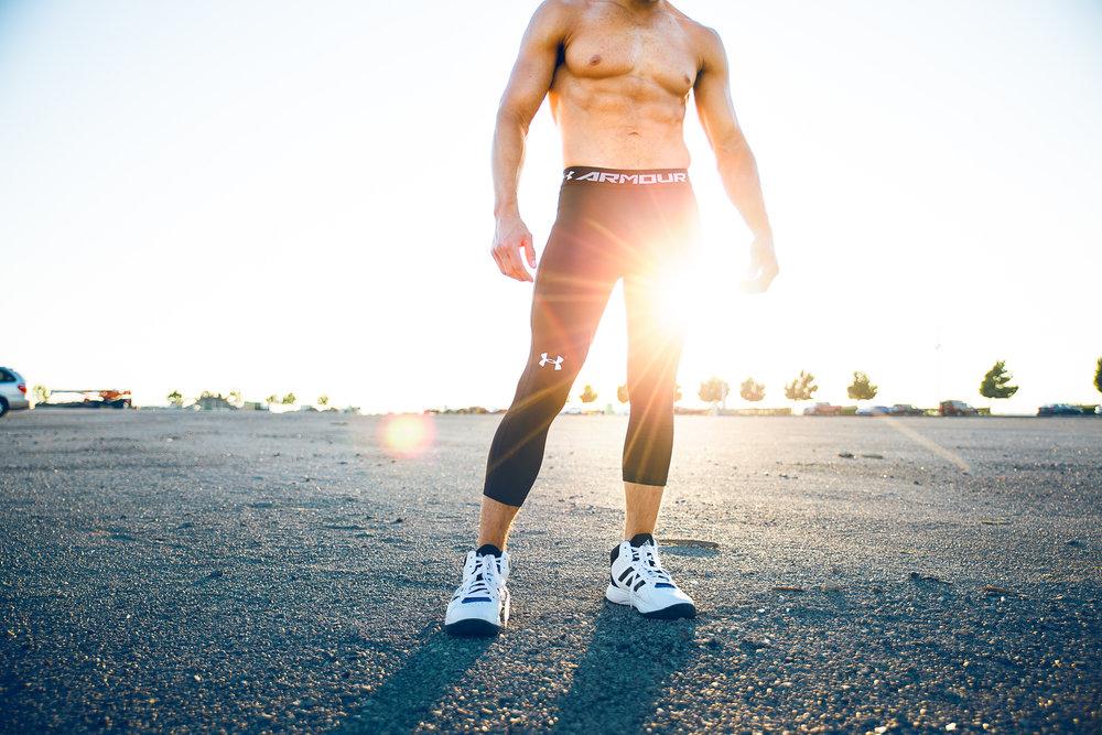 Under Armour Bodybuilding Sunset Buffalo NY