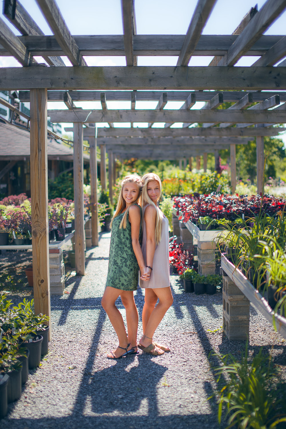 Greenhouse Summer Outdoor Seniors