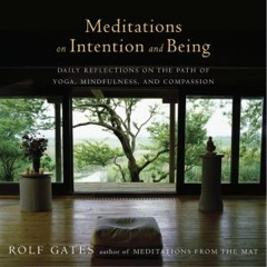 MeditationsonIntentionandBeing