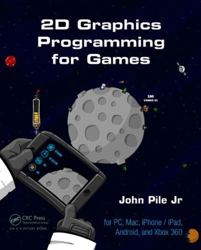 John authored a book on 2D Game Programming