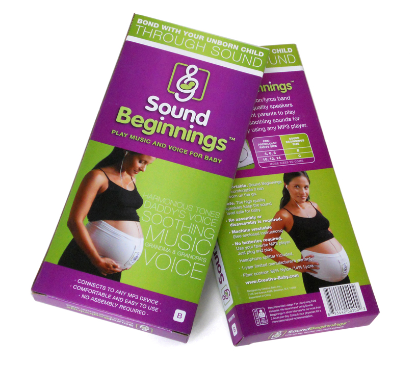 Sound Beginnings Prenatal Sound System