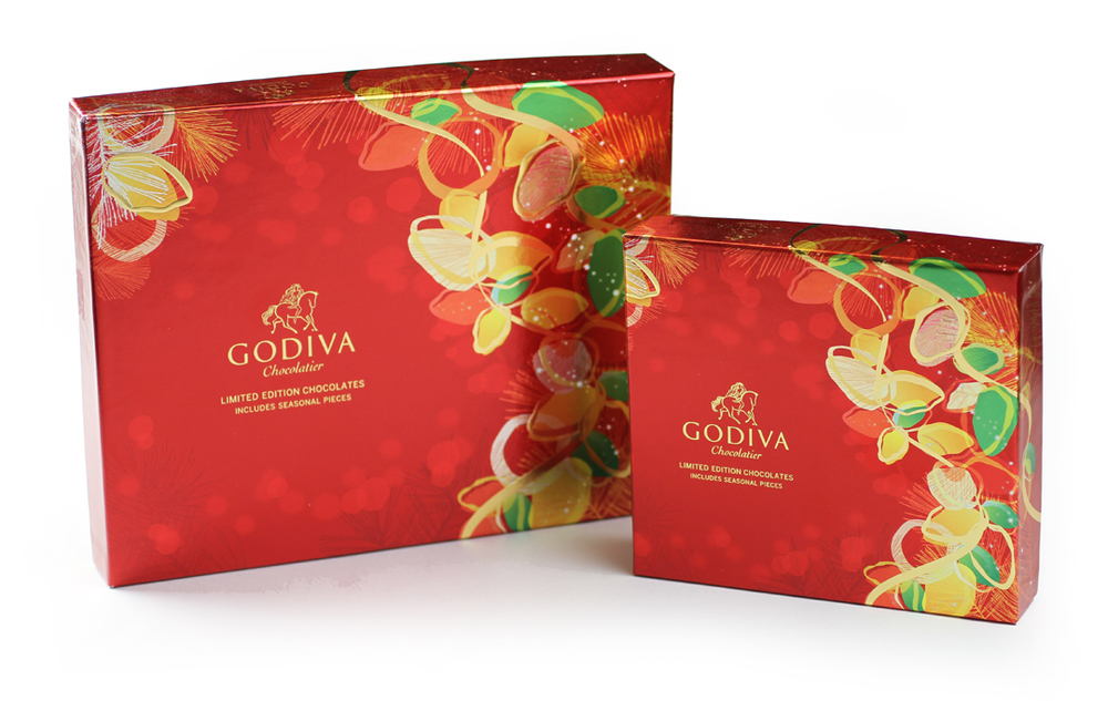 Godiva Chocolatier Holiday 2011
