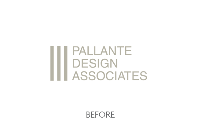 Pallante Design (Before)