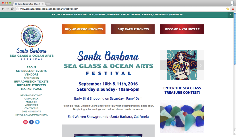 www.santabarbaraseaglassandoceanartsfestival.com