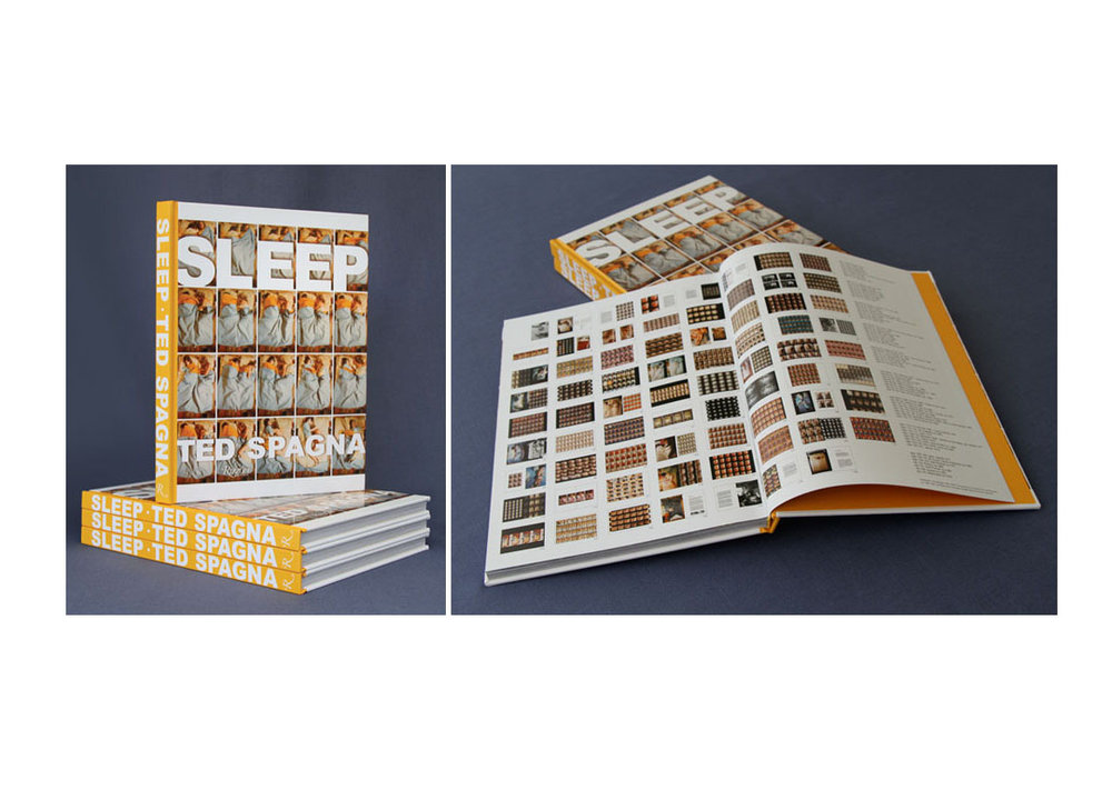 Sleep by Ted Spagna (Rizzoli Publishing)