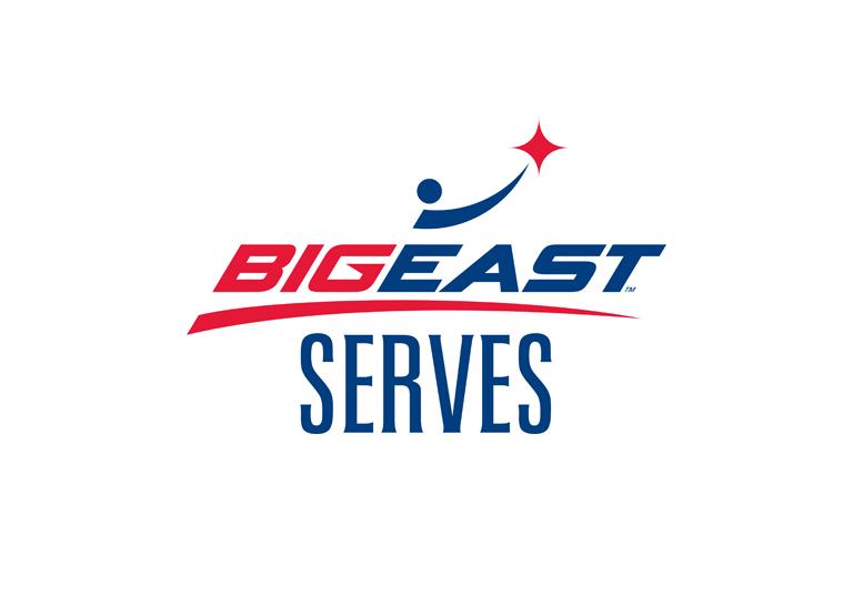 BIG EAST Serves