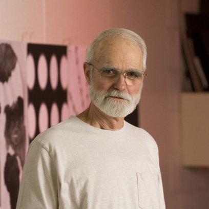 Philip Risbeck in his Colorado studio, 2014.