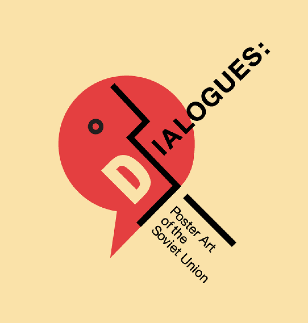 Poster design 2015 - Dialogues Event Logo By Joel Sotelo