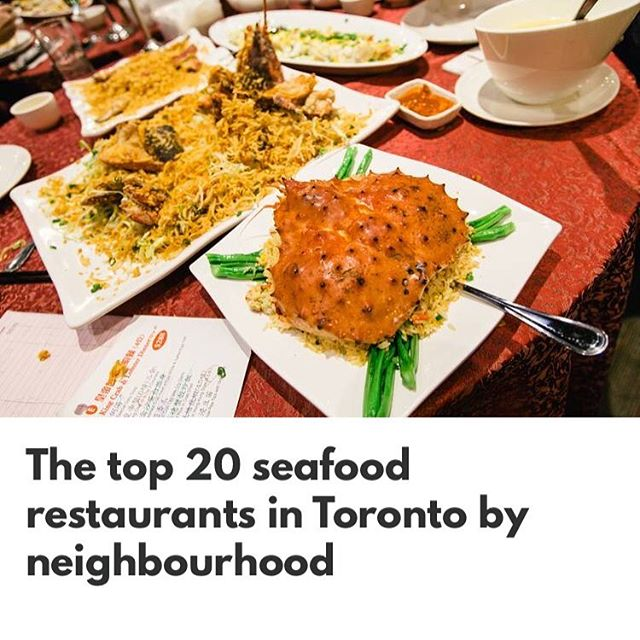 We made the list. Thanks @blogto  #the6 #seafood #toronto #torontofood #dopeseafood #queenwest