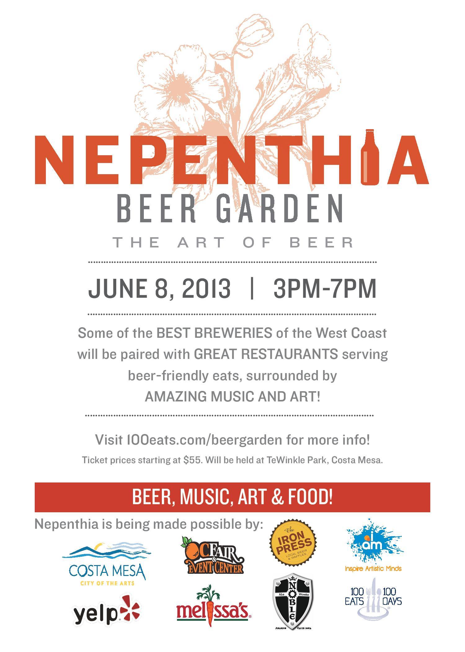 Nepenthia Beer Garden