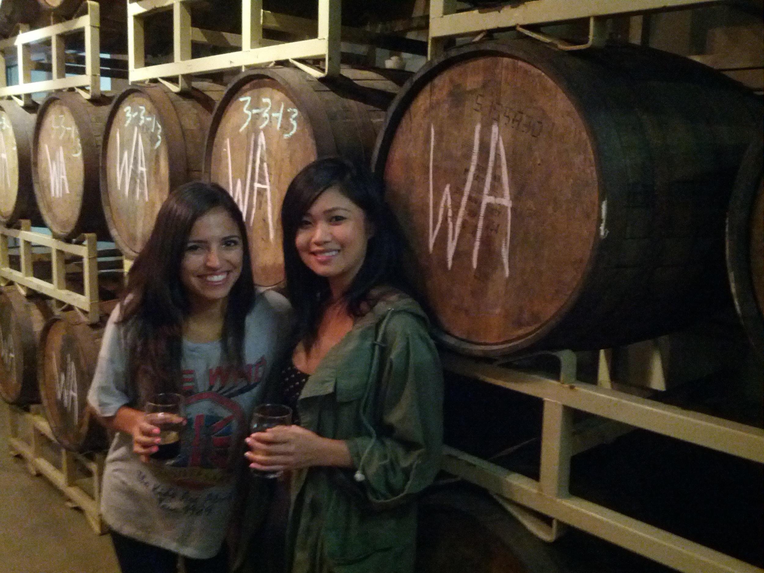 Nikki x Nina x Wreck Alley x Bourbon Barrels