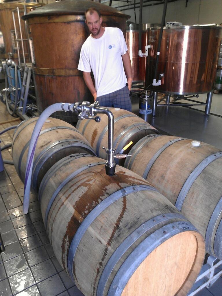 Evan + Barrels
