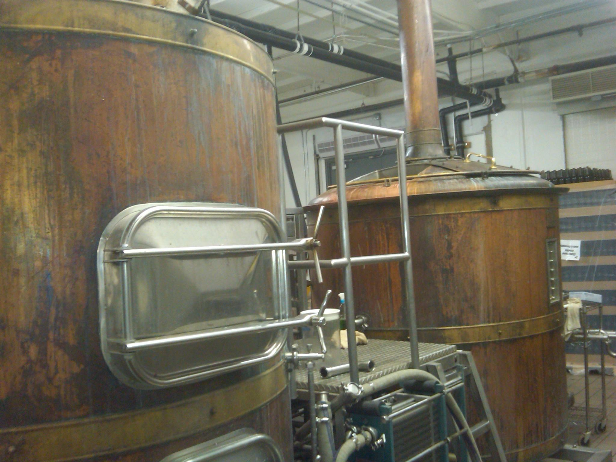 Cismontane Brewhouse