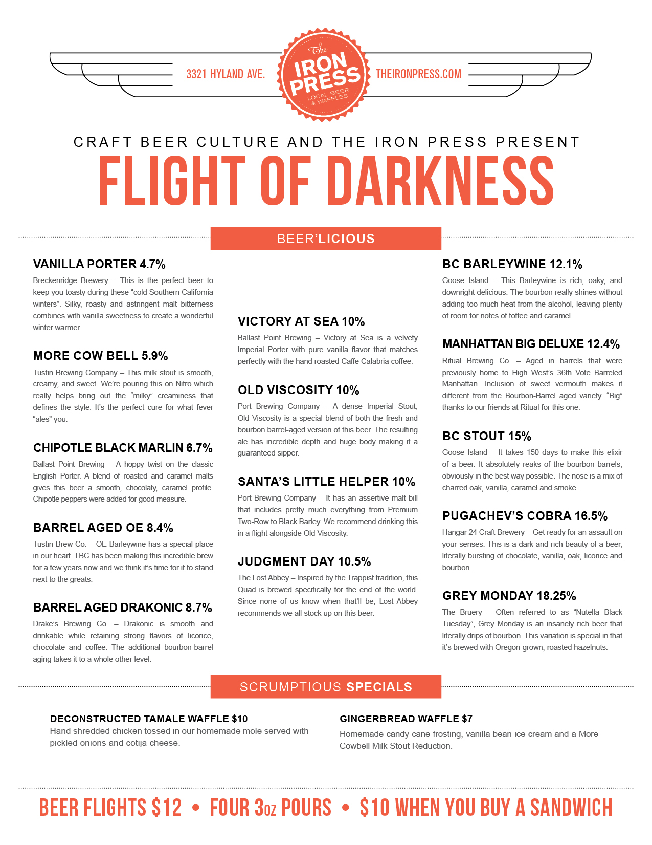 Flight of Darkness 2.0