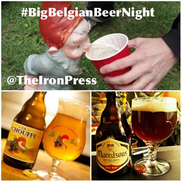 #BigBelgianBeerNight