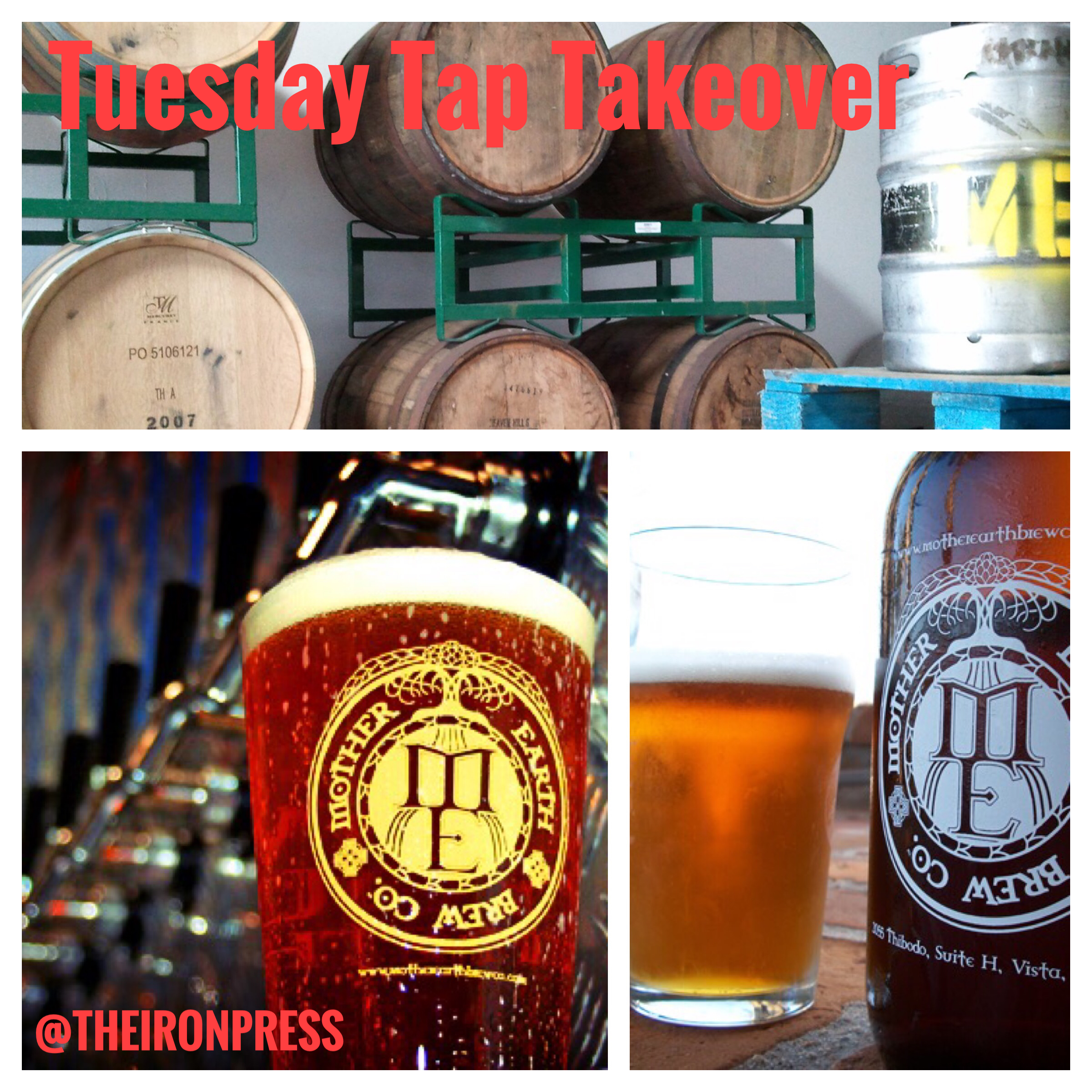 Tuesday Tap Takeover