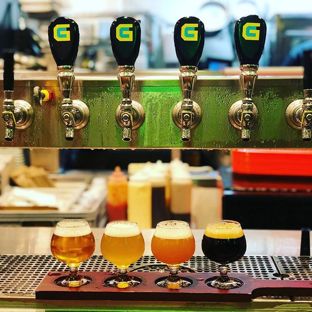 Attention Craft Companions! Makes sure you are parked on one of our barstools tomorrow night, because the worlds of Awesome Beer, Yummy Bites and Video Games are about to collide! @gamecraftbrewing is taking over some of our taps with their SPECIALTY SUDS and it's gonna be EPIC! Festivities kick off at 5 PM! . Brewer's Light, Lager 🍺 Pillow Flocc, Hazy IPA 🍺 1v1 Citra, IPA 🍺 Dark Archon, Coffee Stout 🍺 Broor's Light, American Adjunct Lager