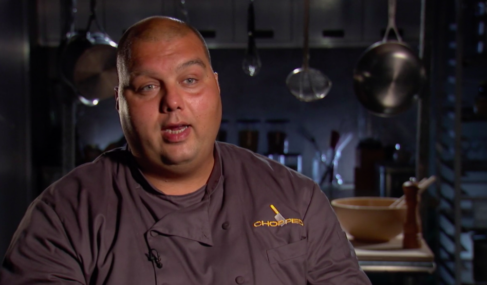 "Watch Chef Joe crush it on Chopped - available on Netflix - Episode 19 - ""Hoofin It"""