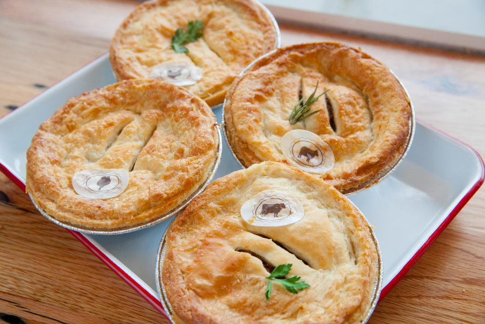 You may have won a Classic Aussie Ground Beef Pie - we will switch it for a veggie ratatouille at no extra cost. You can also UPGRADE to a pie stack and change to steak, BBQ pulled pork, chicken or curry for a little extra.