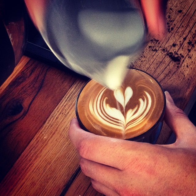 Vittoria® Flat White Coffee