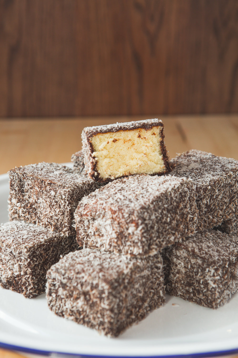 The Lamington.