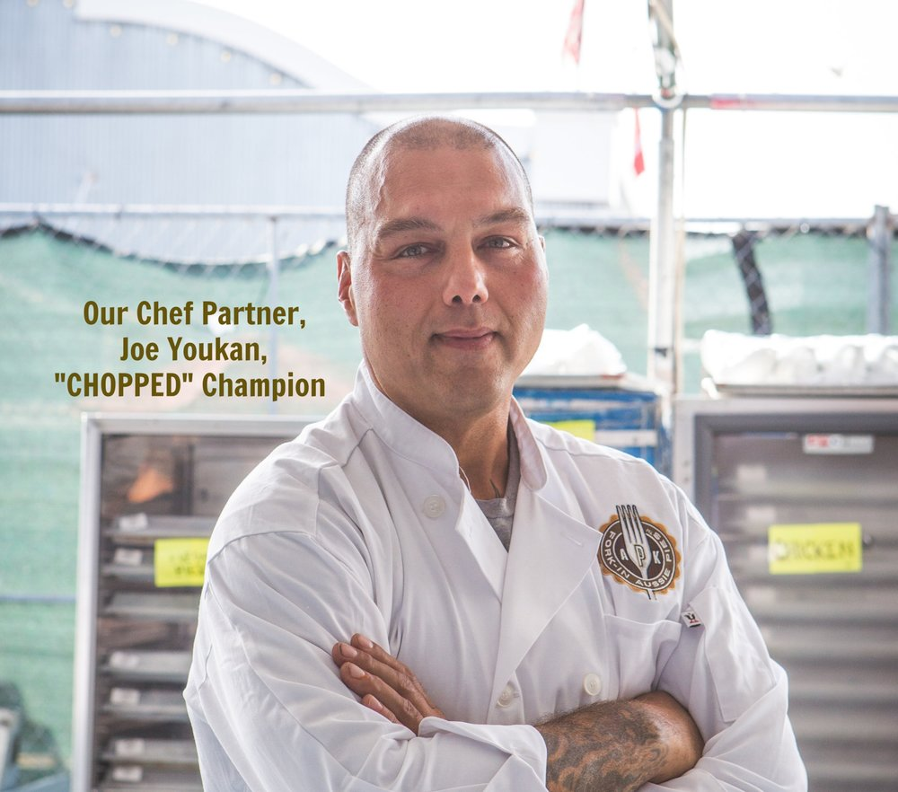 """Chopped"" Champion, Chef Partner, Joe Youkhan"