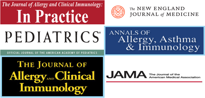 Food Allergy Research in Journals