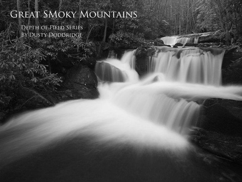 Pleased to share the Great Smoky Mountains PDF e-book, the second offering in the Depth of Field Series. You'll find plenty of photographs to enjoy along with some thoughts and reflections on the region and locations that you'll want to experience. You'll also find links and information for making the most of your photographic time there.  Donwnload, enjoy, and share.  Download Cheers!