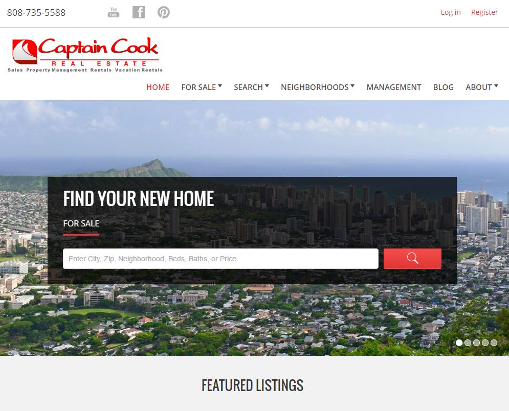 oahu-real-estate-website