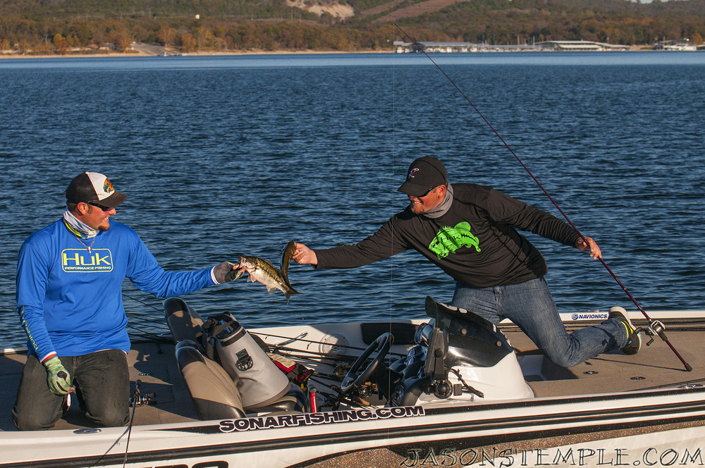 double fish bump! nikon d300s, 70mm, f/6.3, 1/640 sec