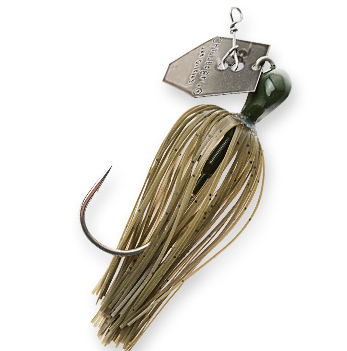 Green Pumpkin is an excellent choice when fishing around grass, and for bass eating bluegills.