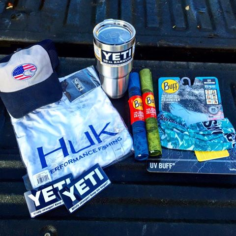 Win this prize package by simply improving the maps on your favorite lake, river, or inshore spot.