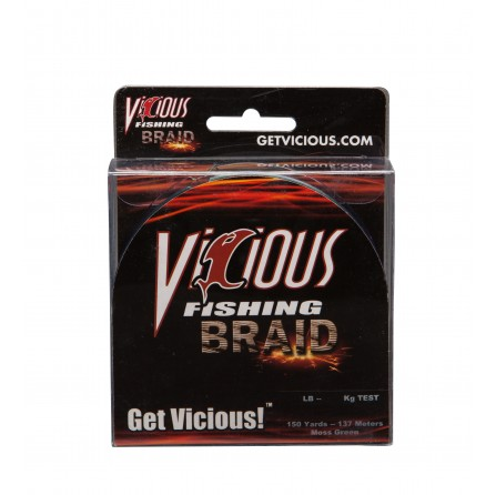 Check out vicious braided line you will not be disappointed
