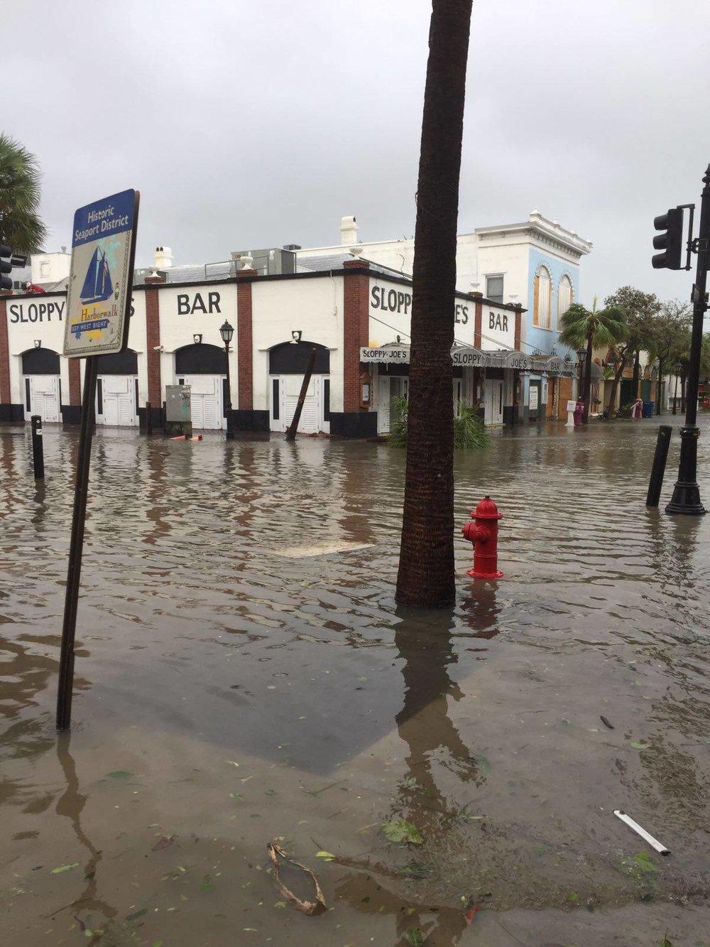 Hurricane Irma Florida Keys Recovery
