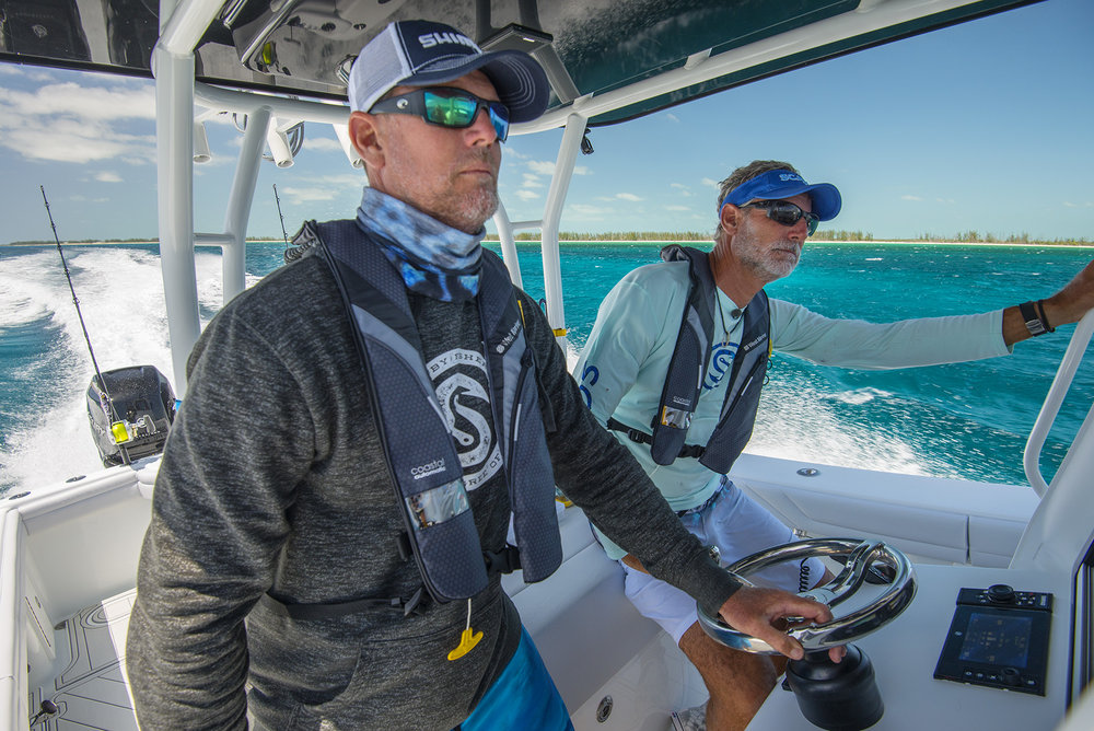 INTO THE SHOP   With articles, tips, and videos on how to make you an offshore pro