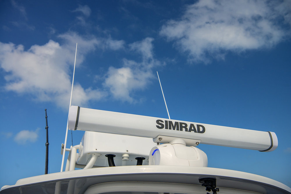 Simrad NSS 16 Evo 3 | Multiple Channel Transducer — Into the