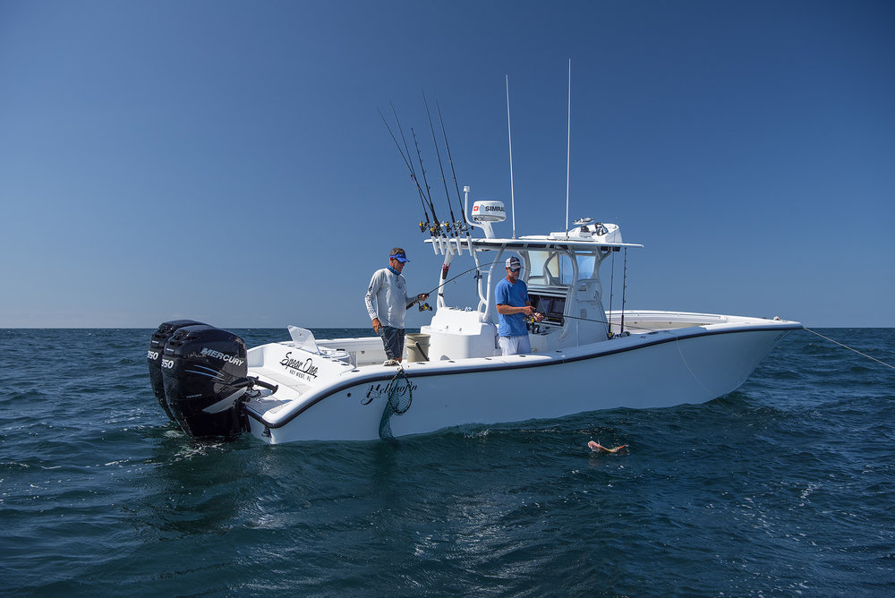 Yellowfin 36