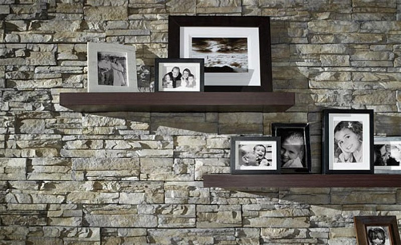 interior home decorating ideas for stone wall designs - Interior Stone Wall Designs