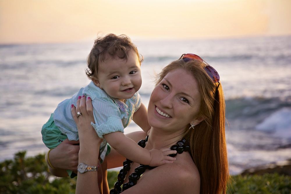 This is me...and my little man <3