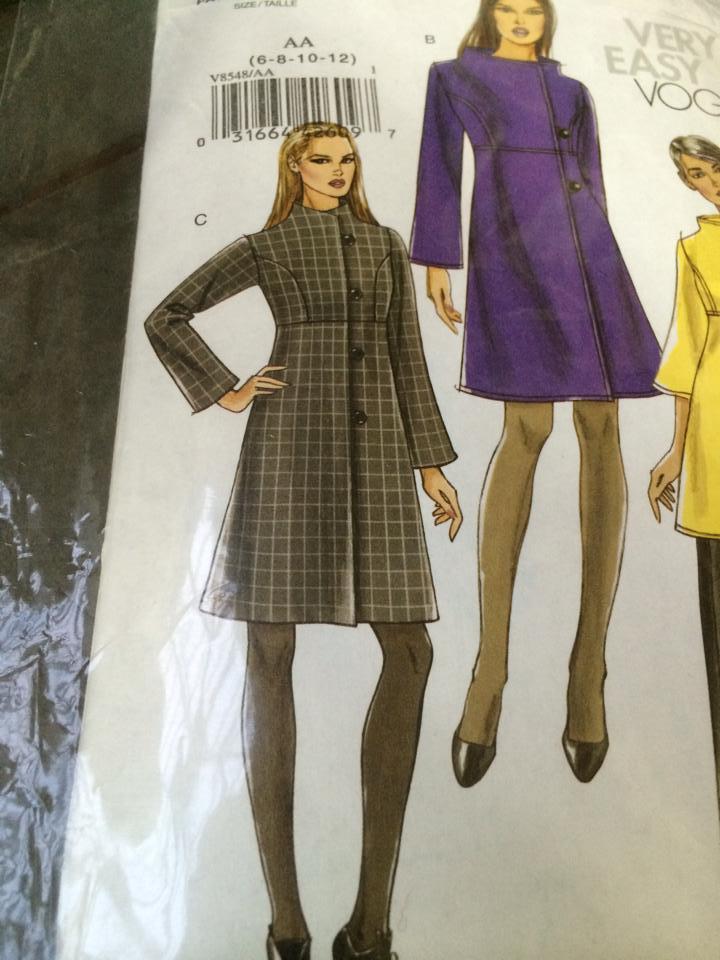 Vogue Pattern #V8548