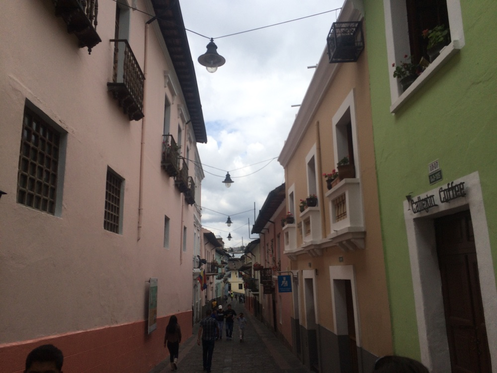 Old Town, Quito - More on this place to come